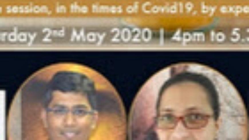 Webinar on Immunity in Ayurveda- Myths,Mysetries & Medicine